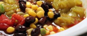 Game Day Vegetarian Style Chili