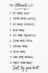 ultimate list