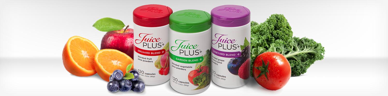 Recommending Juice Plus