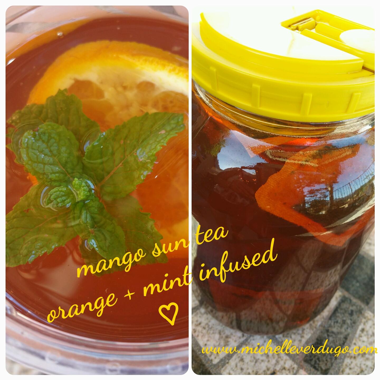 Refreshing Energizing Healthy Tea