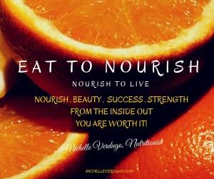 Eat to Nourish
