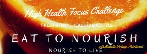 HIGH HEALTH FOCUS CHALLENGE