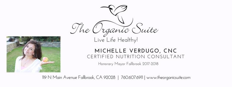 Michelle Verdugo Nutritionist Logo